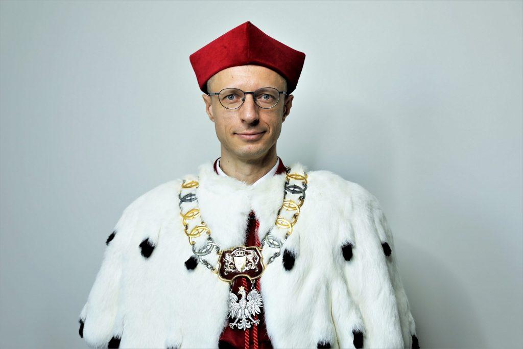Awans naukowy Rektora AEH